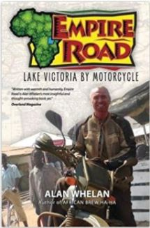 Empire Road: Lake Victoria By Motorcycle front cover