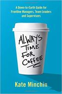 Always Time for Coffee front cover