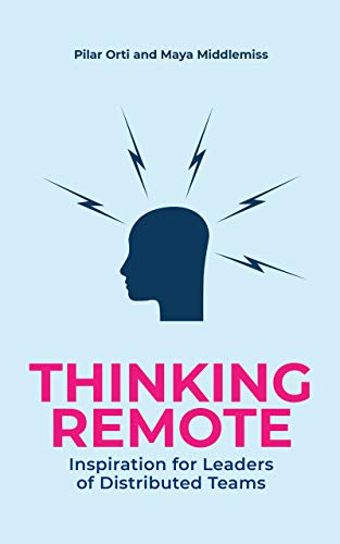 Thinking Remote front cover