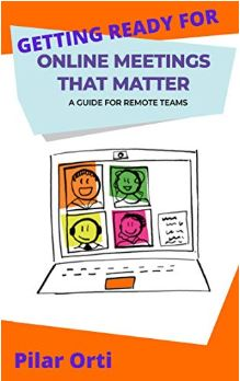Online Meetings that Matter front cover