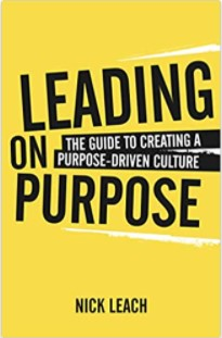 Cover of Leading on Purpose by Nick Leach